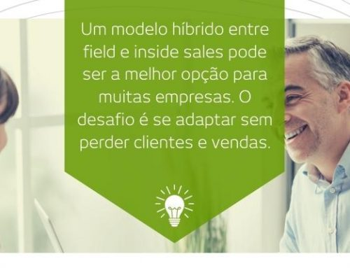 """Infield"" sales é a alternativa a inside sales"